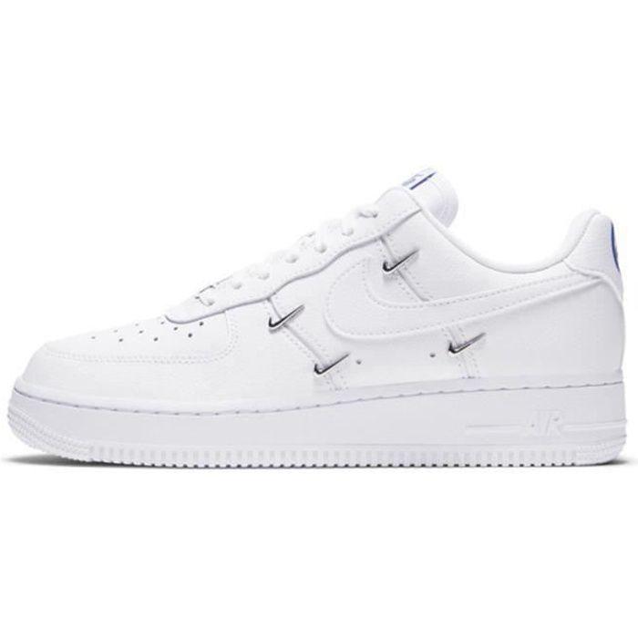 Baskets AIR Force 1 Low CT1990-100 Chaussures de running pour Homme Femme - Blanc