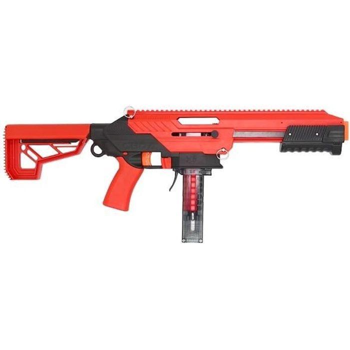 Fusil Jet Blaster CEDA MODEL-S rouge