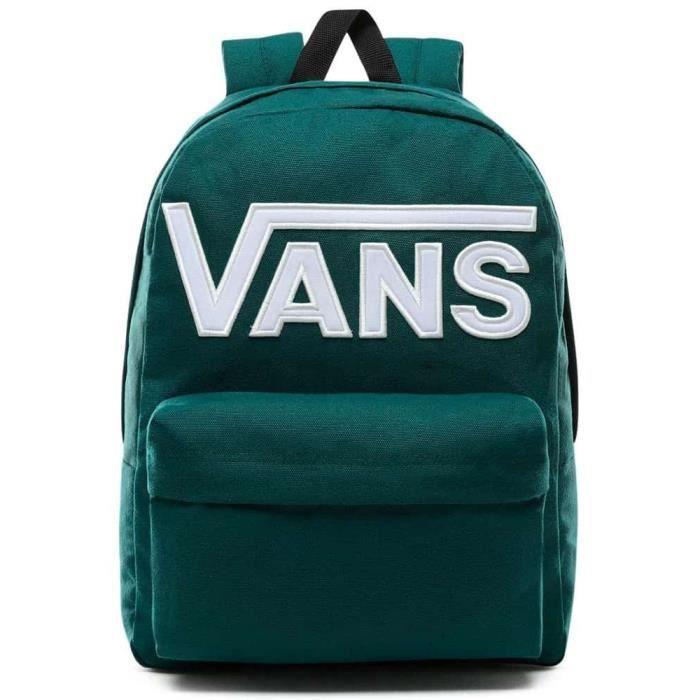 Vans Sac à dos Old Skool III Vert - Color:Verde
