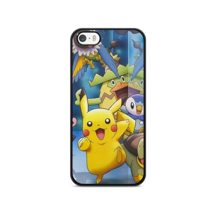 COQUE - BUMPER Coque Iphone 6 Plus - 6s Plus Pokemon go team poke