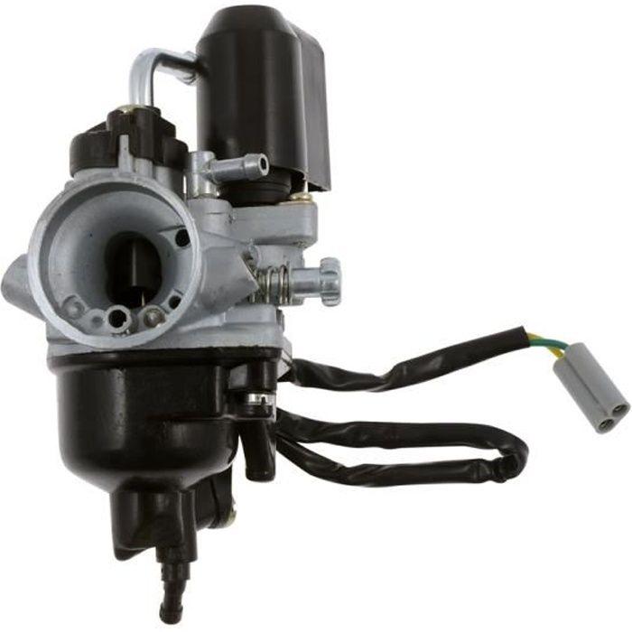 Dellorto Carburateur 17,5 mm PHVA ED MBK Fizz Forte Flipper Booster Ovetto Nitro 50