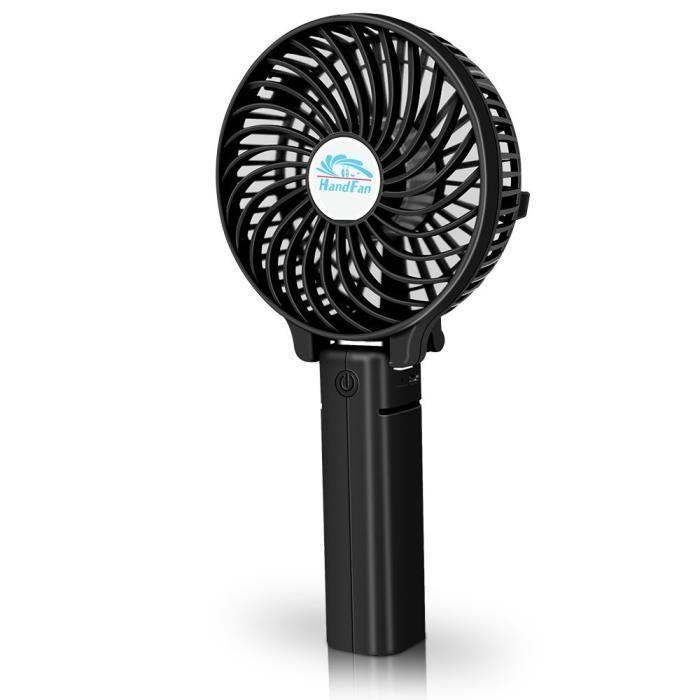 VENTILATEUR Mini ventilateur pliable Flexible portable,USB,bur