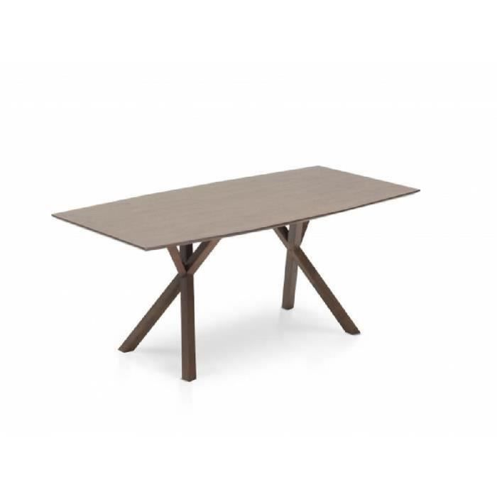 Table de salle manger table de cuisine 180 cm for Table salle a manger 70 cm
