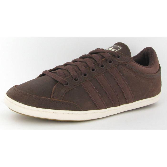 Chaussures Adidas Plimcana Low Marron Marron Achat