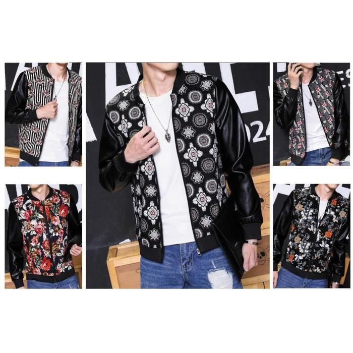 blouson la mode baseball veste pour hommes photo. Black Bedroom Furniture Sets. Home Design Ideas