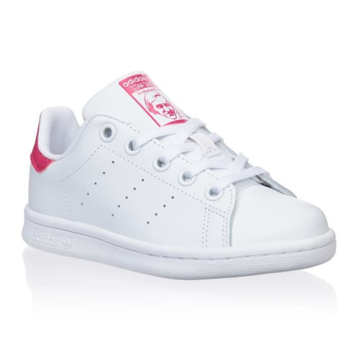 Chaussure Stan Smith Rose