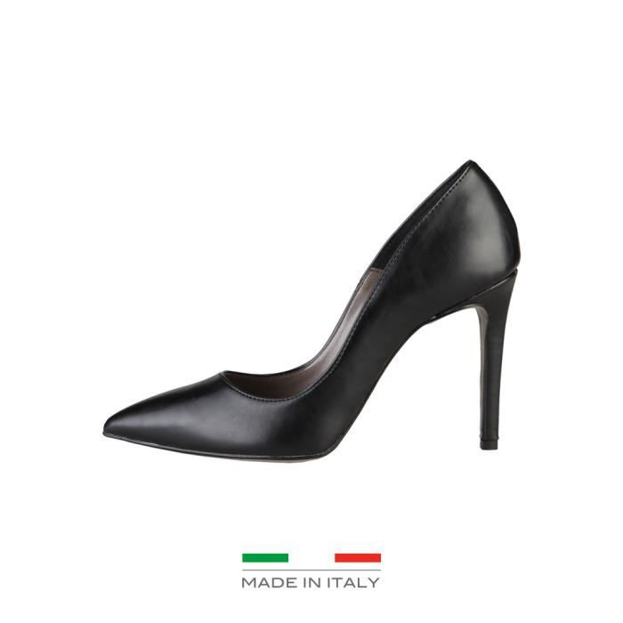 Made in Italia - Escarpin pour femme (MONICA_NERO) - Noir