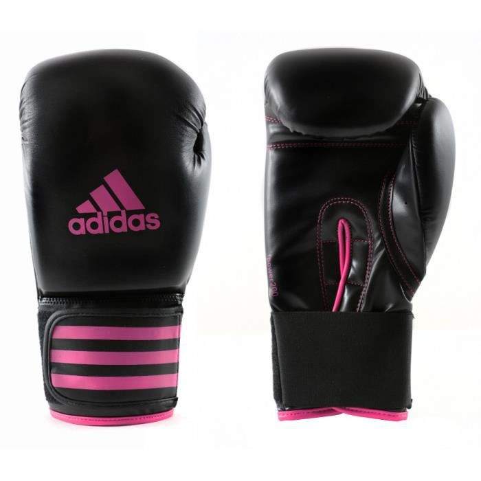gants de boxe fpower 200 adidas prix pas cher cdiscount. Black Bedroom Furniture Sets. Home Design Ideas