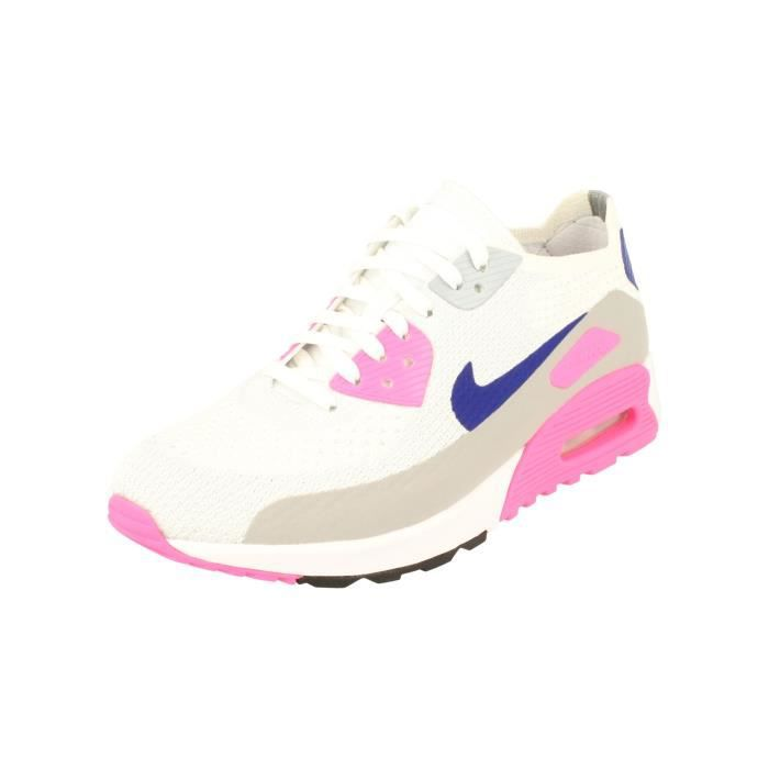sports shoes a35c4 11e5f BASKET Nike Femmes Air Max 90 Ultra 2.0 Flyknit Running T