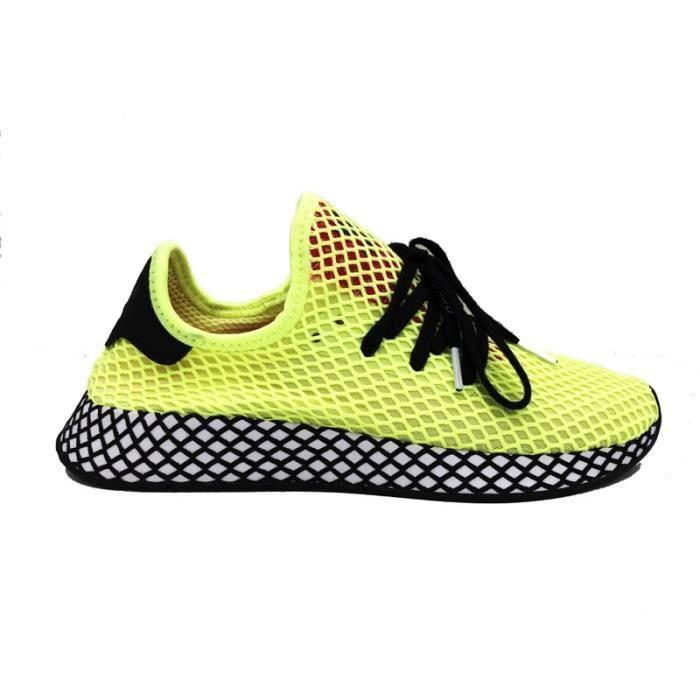 chaussure adidas fluo