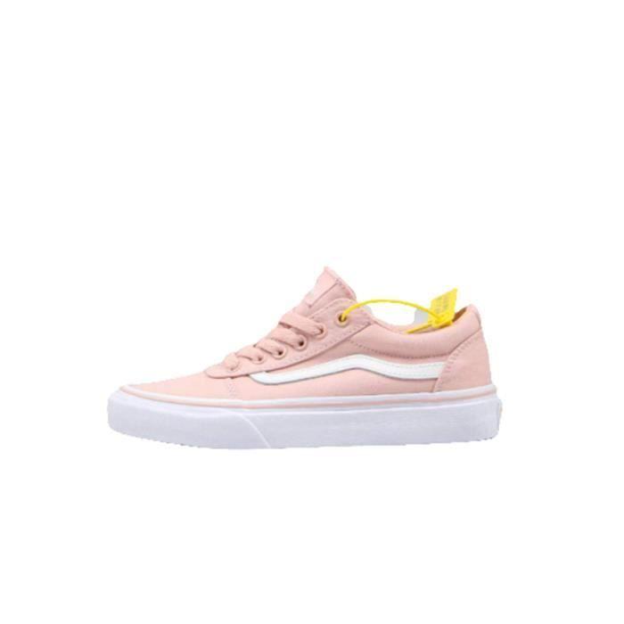 Chaussure femme vans rose - Cdiscount