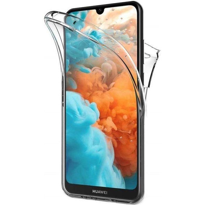SEEYA pour Huawei Y5 2019 Coque /Étui en TPU Gel Silicone Anim/é Mignon Etui Protecteur Antichoc Souple Bumper Dr/ôle Doux Fine Case Cover pour Petite Fille Hippopotame