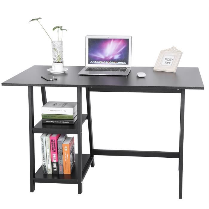 bureau informatique table d 39 ordinateur bureau. Black Bedroom Furniture Sets. Home Design Ideas