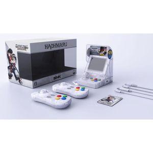 CONSOLE RÉTRO Console Neo Geo Mini : Samurai Showdown Limited Ed