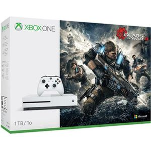 CONSOLE XBOX ONE Xbox One S 1To Gears of War 4