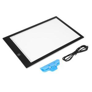 TABLE A DESSIN FHE - A4 LED Table A Dessin Lumineuse Tactile Art
