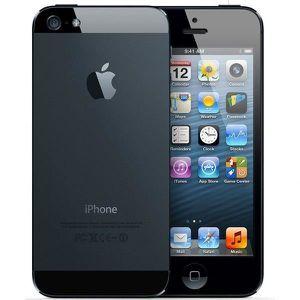 SMARTPHONE iPhone 5 16GO Noir débloqué remise à neuf Grade A+