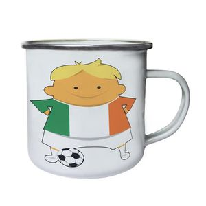 BOL 280ml Tasse - République d'Irlande Joueur de footb