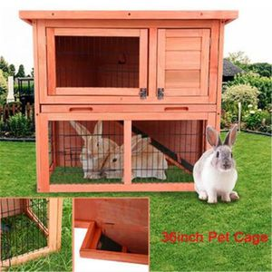 cage lapin en bois achat vente cage lapin en bois pas cher cdiscount. Black Bedroom Furniture Sets. Home Design Ideas