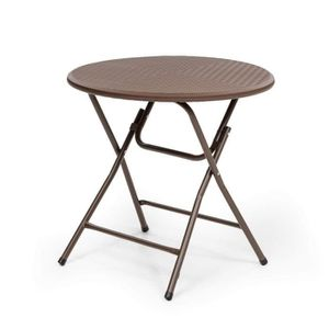 Tables Alco 1 117 Table pliante en bois 80 x 60 cm Tables ...