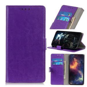 HOUSSE - ÉTUI Etui pour LG W10 en PU avec support violet