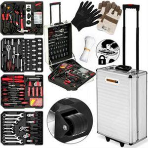 VALISETTE - MALLETTE   Valise multi outils 725 pièces Mallette à outils