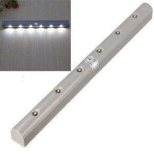 APPLIQUE  6 LED Veilleuse Lampe led detecteur de mouvement,