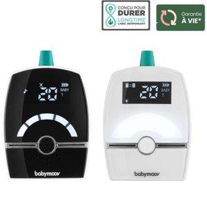 ÉCOUTE BÉBÉ BABYMOOV Babyphone Audio Premium Care - 1400 mètre
