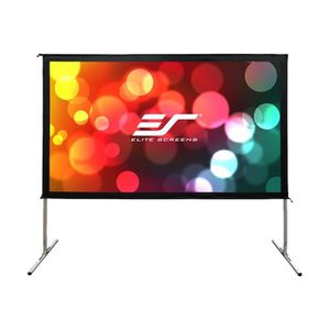 ECRAN DE PROJECTION Elite Screens Yard Master 2 Series OMS120H2-DUAL É