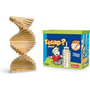 ASSEMBLAGE CONSTRUCTION JEUJURA - TECAP Classic 100 planchettes en bois