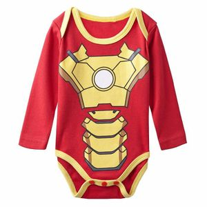 BODY Vêtements de bébé Iron Man The Avengers Cosplay Gr 98fb88a92e7