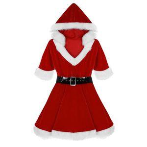 Habit Mere Noel Costume mère Noel   Achat / Vente Costume mère Noel pas cher