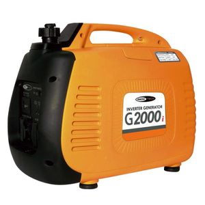GROUPE ÉLECTROGÈNE ELEKTRON Groupe électrogène portable Inverter G200