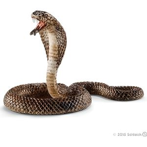 FIGURINE - PERSONNAGE Schleich Figurine 14733 - Animal sauvage - Cobra