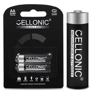 Blister de 4 accus Batterie pour NIKON COOLPIX 950 1.2V 2600mAh Ni-MH