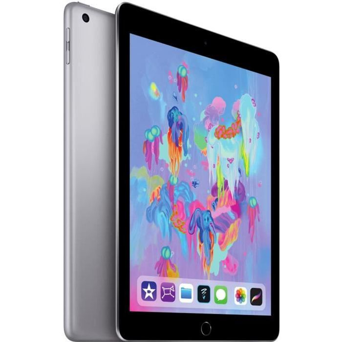 "TABLETTE TACTILE IPAD 9,7"" RETINA - 32 Go - WiFi - Gris sidéral"