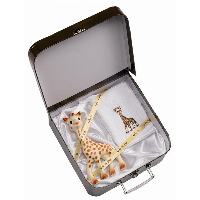 VULLI Valisette Cadeau Sophie La Girafe
