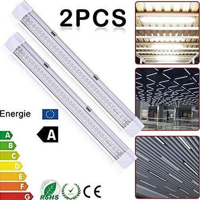 Tube réglettes,Intérieur lumières72 12V-24V LEDs lampe voiture lumières Barre
