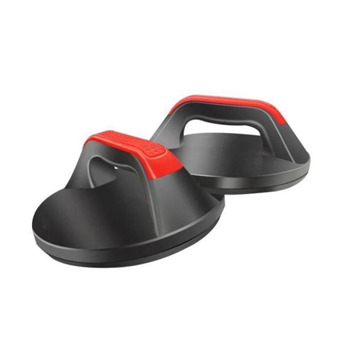 barre pour traction -Support de support de poussée tournant l'équipement d'entraînement d'équipe...- Modèle: Black - ZOAMFWZDA08006