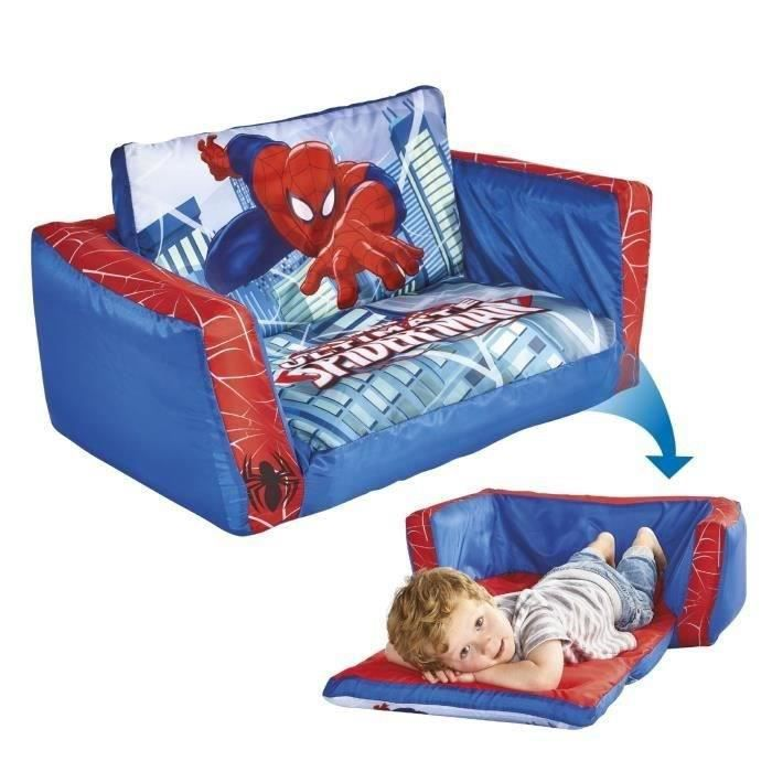 SPIDERMAN Canapé-Lit Gonflable ReadyRoom