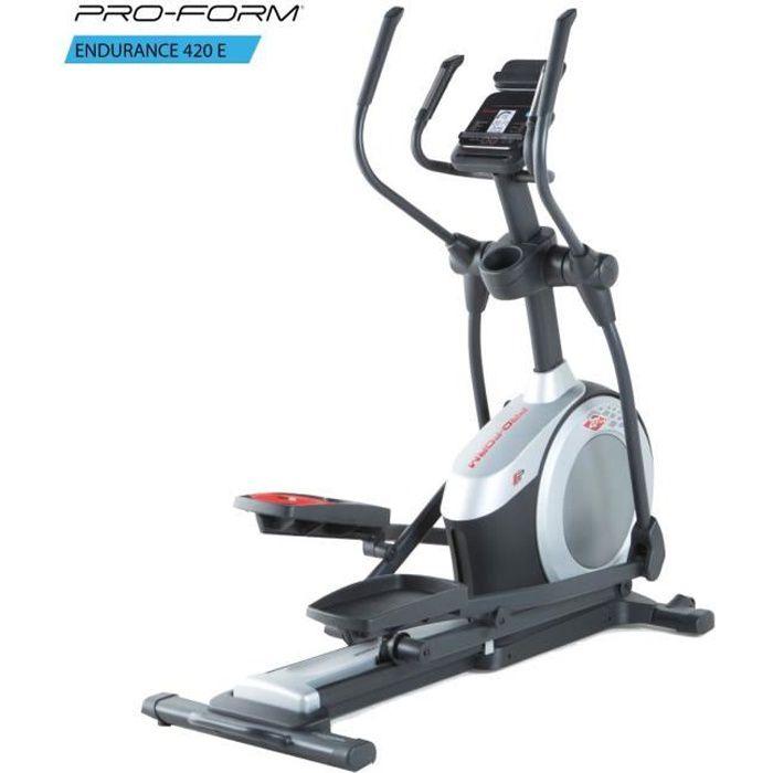 Vélo Elliptique ProForm Fitness NEW Endurance 420 E