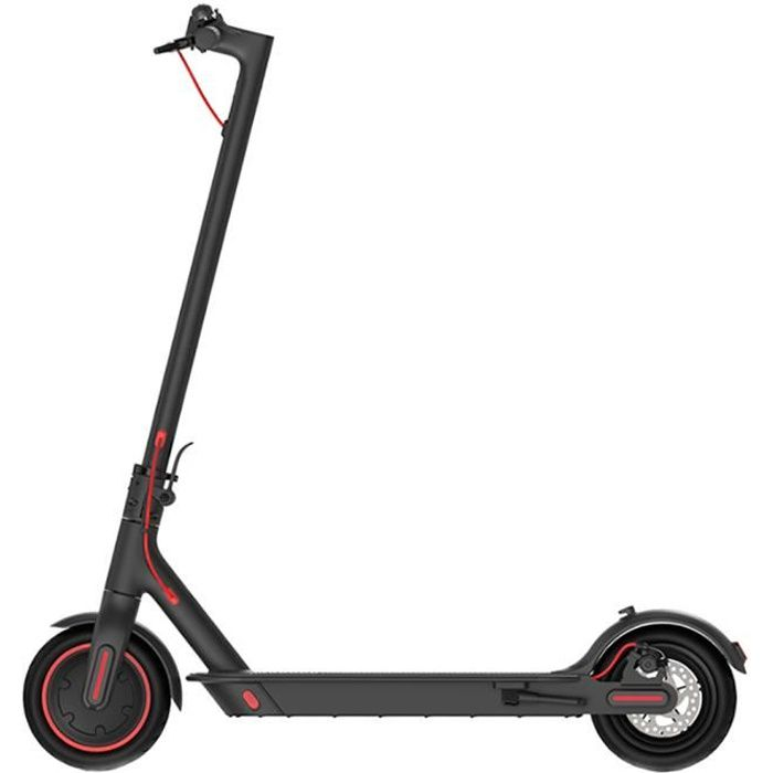 XIAOMI m365 pro - Trottinette Électrique - E-Scooter Pro - 25 km / h - Trois vitesses - Pliant - Pneumatiques de 8,5 pouces
