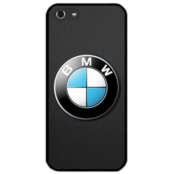 coque iphone 5 5s bmw logo voiture luxe sport car