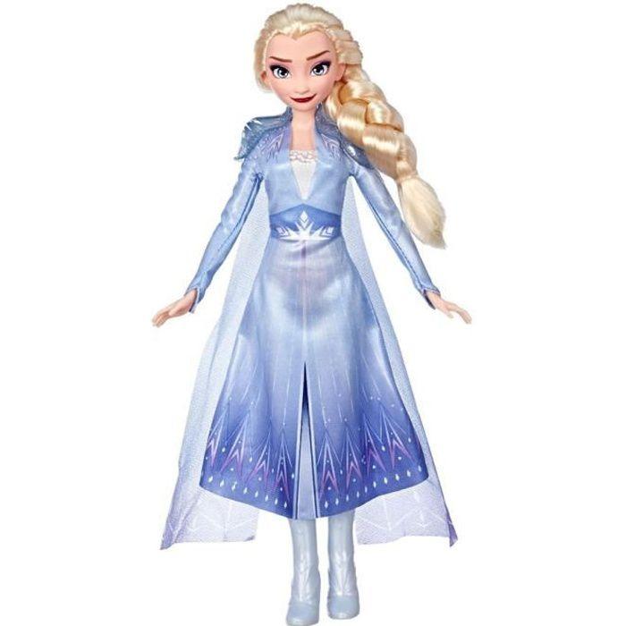 FIGURINE - PERSONNAGE Disney La Reine des Neiges 2 - Poupée mannequin Pr