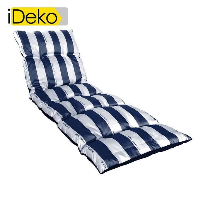 ideko coussin pour fauteuil de jardin
