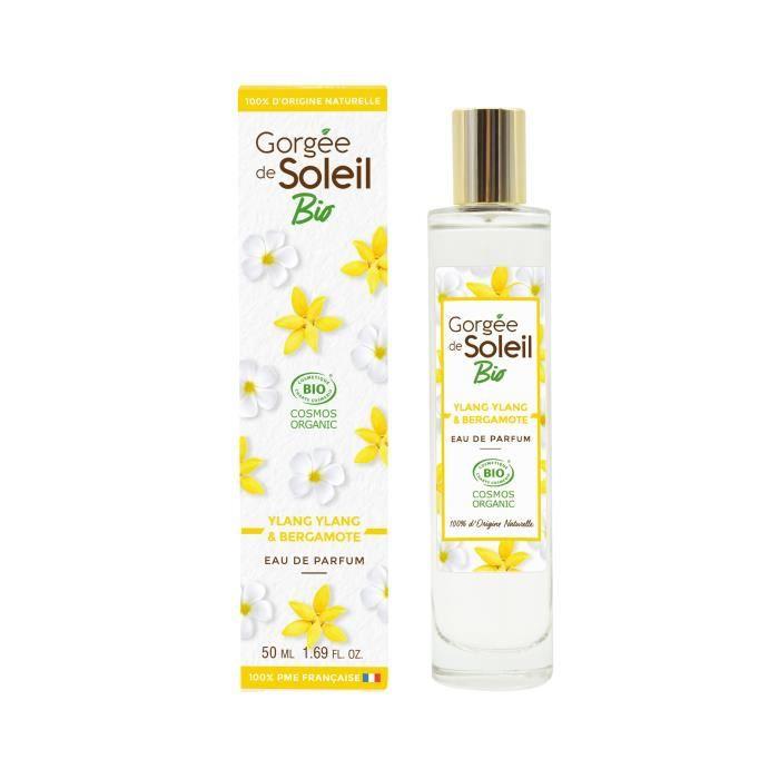 EAU DE PARFUM Gorgee De Soleil Eau De Parfum Ylang Ylang & Berga