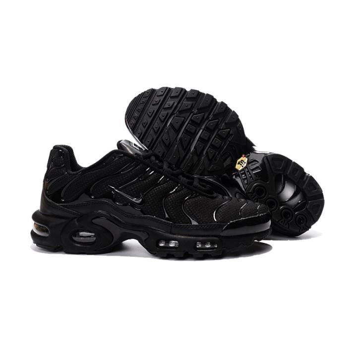 BASKET Nike Air Max Plus Tn Black / Noir