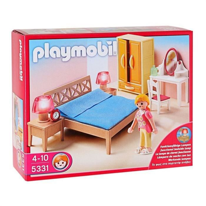 lit adulte playmobil