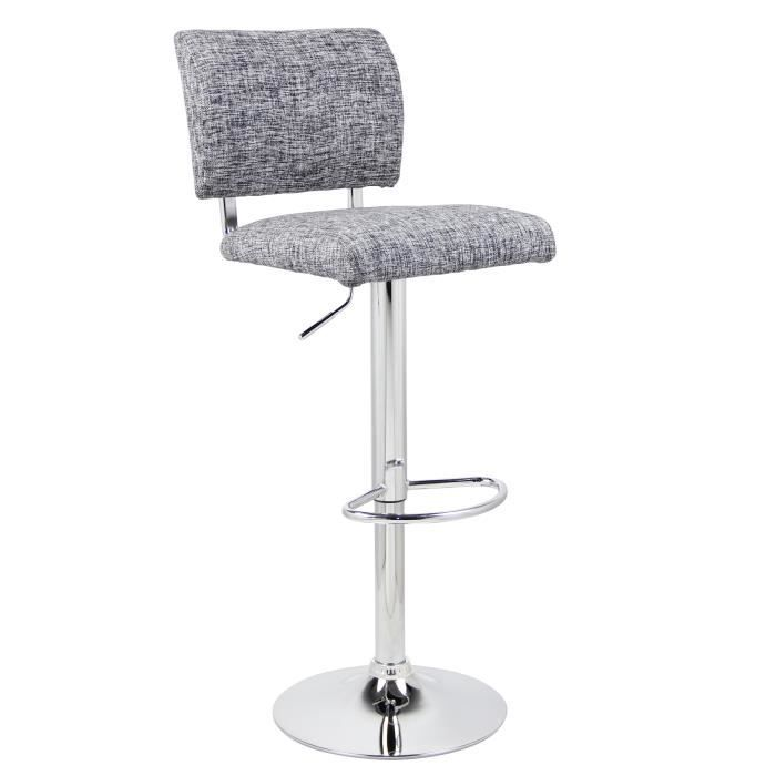 Tabouret de bar madison achat vente tabouret cdiscount - Tabouret bar cdiscount ...
