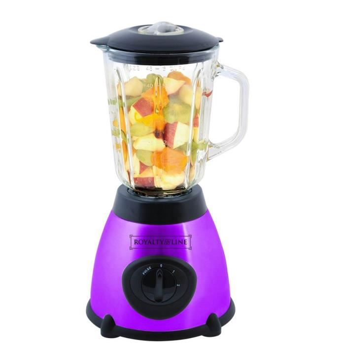 blender mixeur 300w violet achat vente blender cdiscount. Black Bedroom Furniture Sets. Home Design Ideas